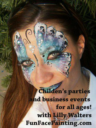 face painting face painter wedding reception formal face painting face painter children birthday party business events Claremont, upland, La Verne, San Dimas, Pomona, Montclair