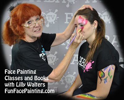face painting class