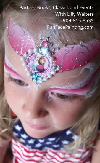 Advanced Face Painting Classes