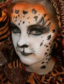 Face Painter Painting in Claremont, La Verne, Upland, Montclair, Rancho Cucamonga, San Dimas, Pomona