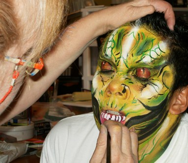 Advanced Face Painting Class