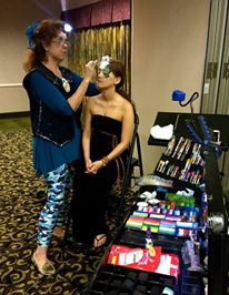 face painting class workshop bootcamp Vegas